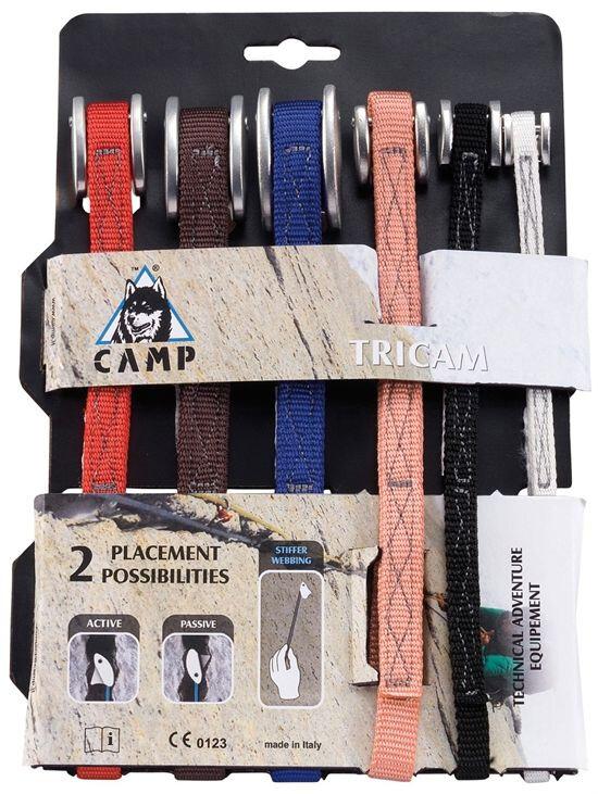 Camp Tricam Set - - - 6 Pcs 4a28a0